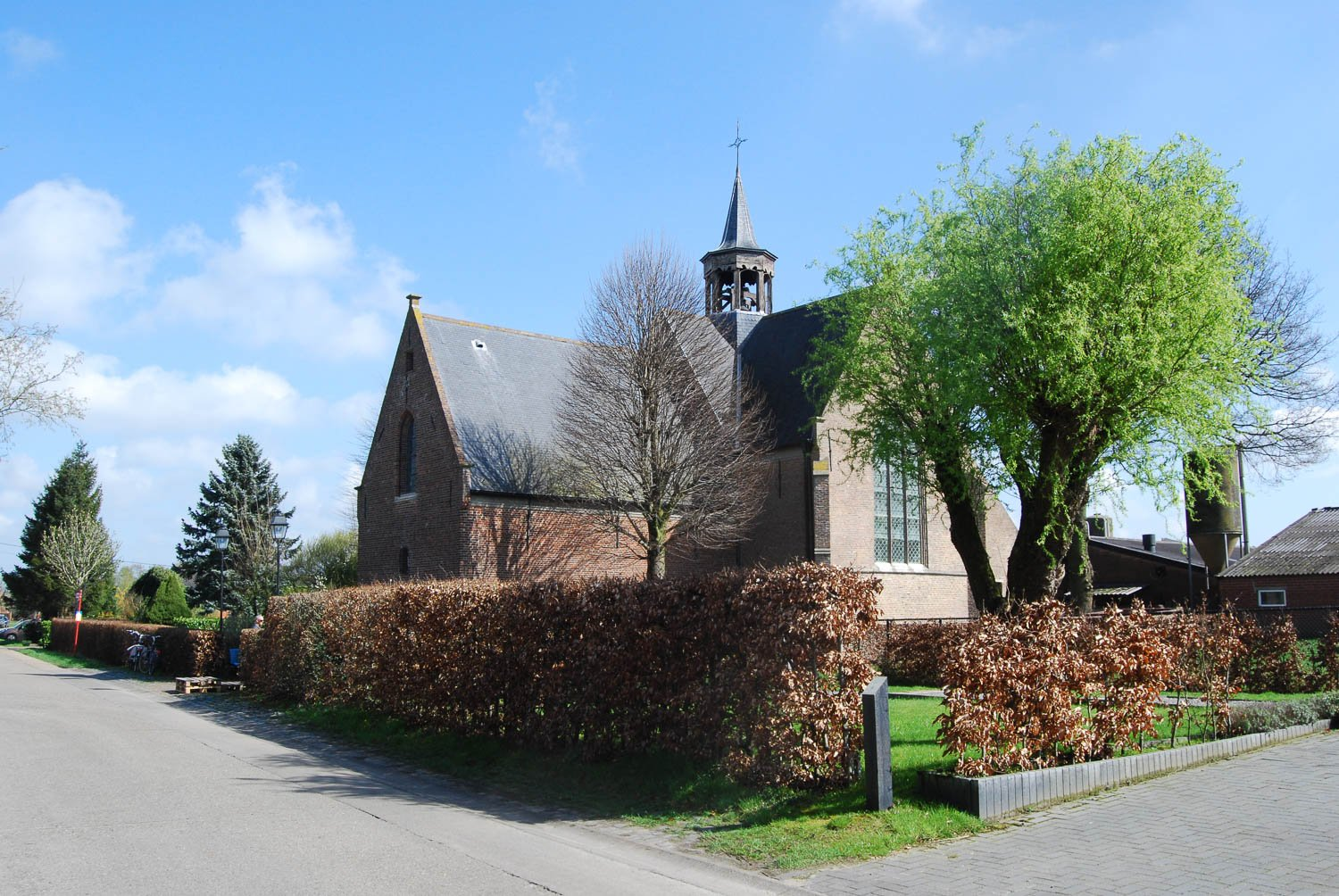 De Sint Lucia kapel in 2017