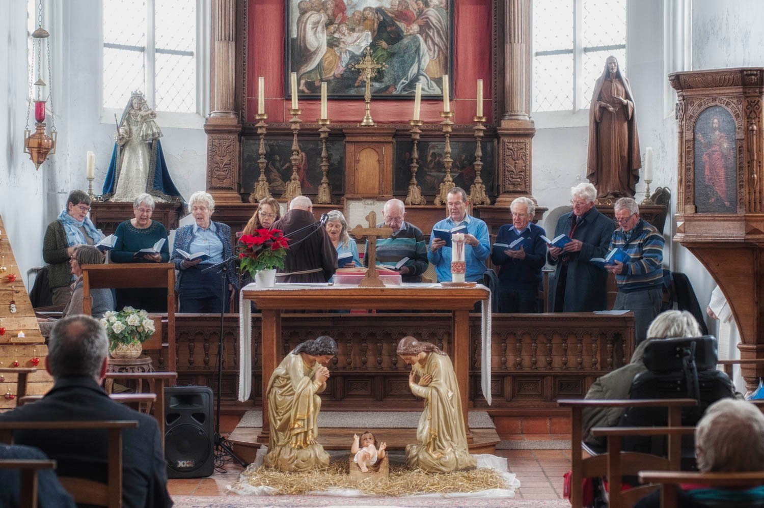 Sint Lucia viering